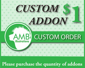 Custom Add-On, AMB-003