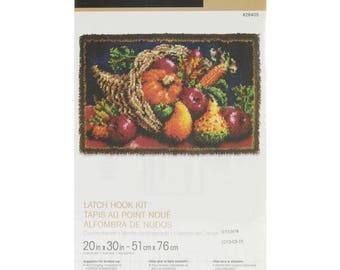 Country Harvest Latch Hook Kit (Pre-Order)