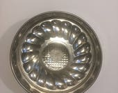 Vintage German Brioche  Springform Pan.    Three Piece Cake pan.    Industrial Kitchen –Retro 1960s.
