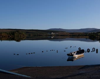 Ireland photography, Co. Donegal Lake