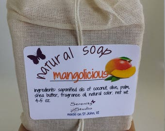 Homemade Soap, Organic Soap, Natural Soap, Handmade Soap, Cold Process Soap, Mangolicious