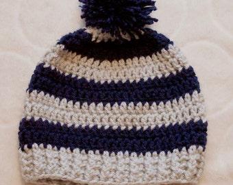 Basic Striped Hat