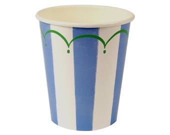 CLEARANCE SALE Sweet Blue Party Cups