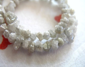 10 pcs, 2-3 mm ROUGH DIAMOND Raw Diamond Nuggets, Luxe AAA / pick silver white blue yellow gray diamonds, april birthstone ddcw 23 solo