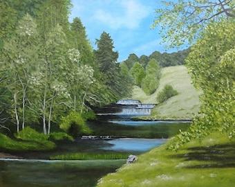 England waterfalls