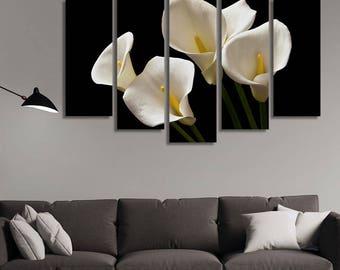 Best Calla lily print | Etsy IV08