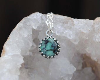 Sterling Silver New Lander Necklace - New Lander Jewelry