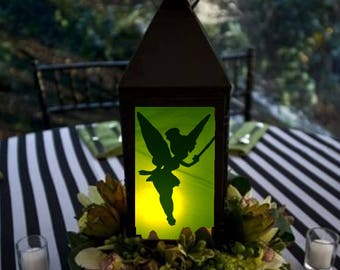 Disney Inspired Peter Pan Lantern