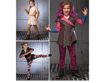 Simplicity Pattern  8241 Child's Costumes