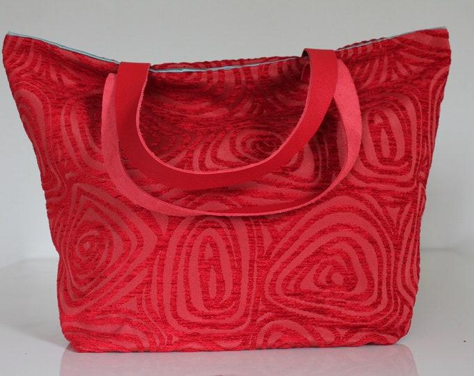 Red SAUSALITO bag