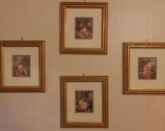 Cherub Framed Art - Puttos / Cupids - Mother's Day Sale