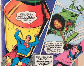Action Comics #348, March, 1967