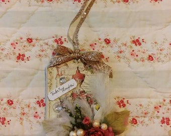 Gift Card Holder, Gift Tag