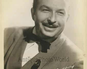 Xavier Cugat rumba king jazz band leader antique photo