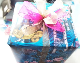 Add beautiful Gift Wrap to your order