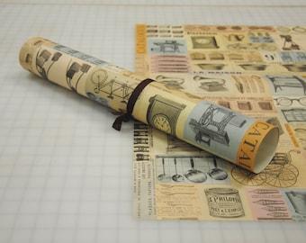 French Ephemera Paper by Cavallini