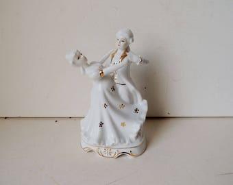 Dance Couple  Figurine Finest German Porcelain Handmade Limited Edition