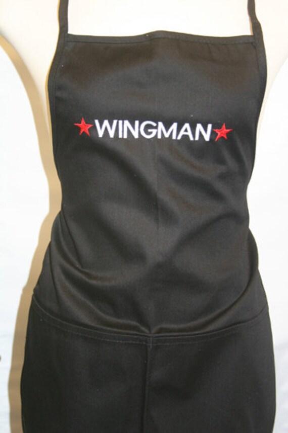 Wingman (Kids Apron)