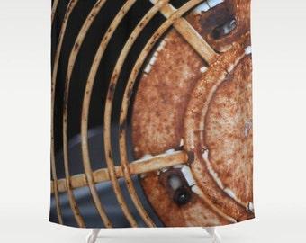 Rustic Shower Curtain - Artistic Shower Curtain