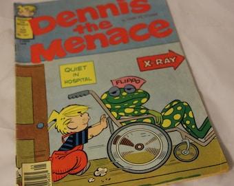 Dennis the Menace comic book by Hank Ketcham No 157