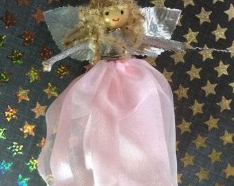 Sugarplum Christmas Tree Fairy