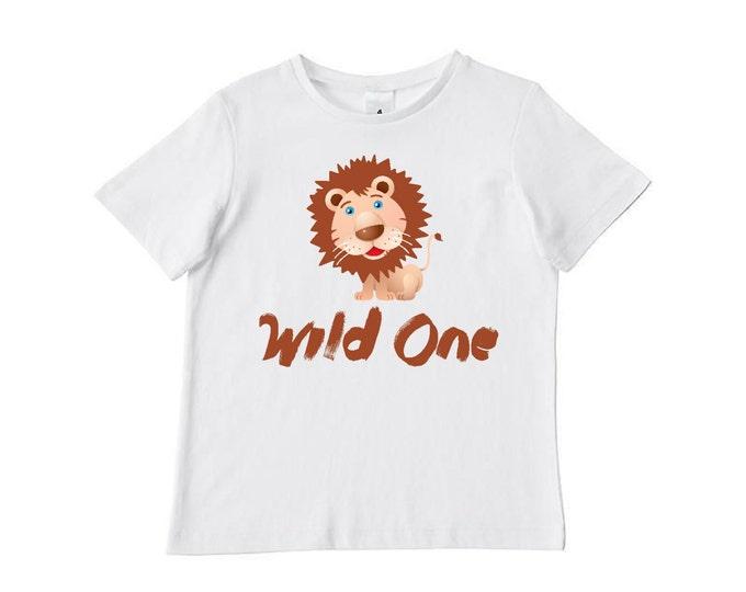 Wild One Birthday T-Shirt