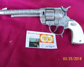 GENE AUTRY HICKOK 44   cap gun