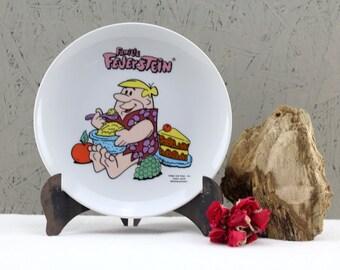 Flintstones collection plate Winterling porcelain Bavaria VERY RARE !