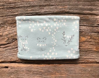 Baby Neck Warmer - *** MICE & STARS ***