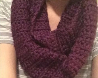 Long infinity scarf