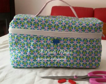 NECESSAIRE for sewing-makeup-baby-etc...