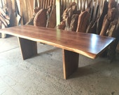 Claro Walnut Dining Table...