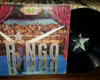Ringo Starr Ringo Vintage Vinyl Record