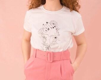 Precious t-shirt - lovestruck Prints - holding hands
