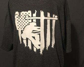 Lineman tshirt