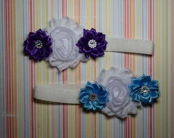 Flower headband set - Newborn