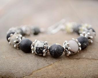 Serpentine bracelet, Beaded serpentine bracelet, Genuine serpentine bracelet, Serpentine jewelry, Serpentine, Buy one get one free.