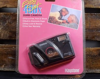Keystone Easy Shot 400x Vintage Camera Fun Gift Brand New
