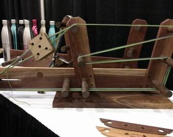 Large Walnut Inkle Style Loom