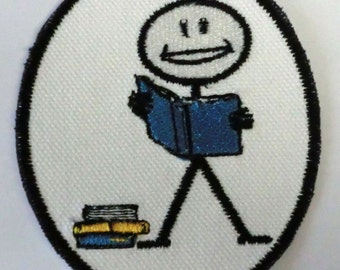 Iron-On Patch - READER
