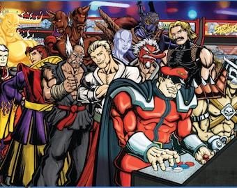 Boss Fight! poster