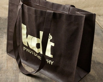 """16"""" x 6"""" x 12"""""""" Tote Bags ( 10 pieces )"""