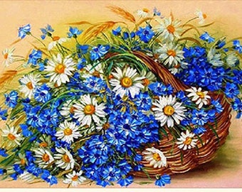 Diamond Painting  kit that gives you a beautiful finished product that you created