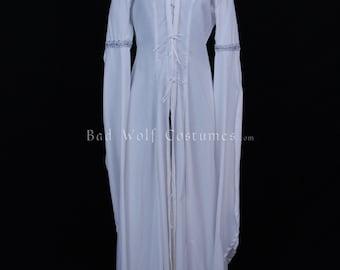 Legend of the Seeker Kahlan Confessor Dress - fantasy, costume, cosplay, medieval, Elven, LARP