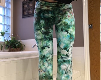 Trippy Yoga Pants - Customized (check details)