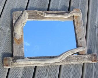 N5 Driftwood mirror