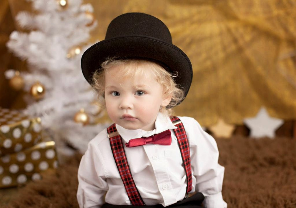 ?zoom  sc 1 st  Etsy & FULLSize Top Hat Child Size Toddler Big Boys.Weddings