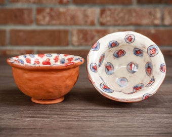 Salt and Pepper Bowls Set