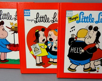 Marge's LITTLE LULU Library Vol 6 Marjorie Henderson Buell John Stanley Another Rainbow Publications Russ Cochran