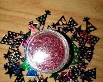 Rust Glitter Eyeshadow